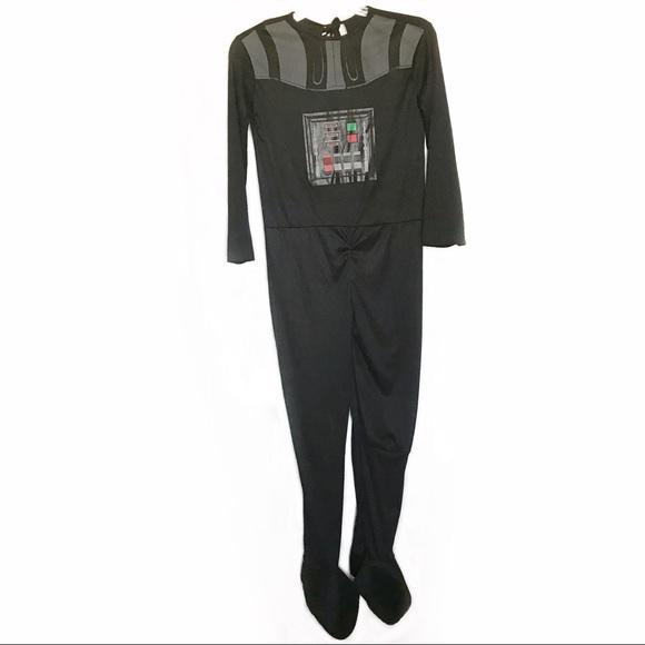 M_5b97252b6a0bb7d54e92b60b  sc 1 st  Poshmark & Star Wars Costumes   Darth Vader Childs Full Body One Piece   Poshmark